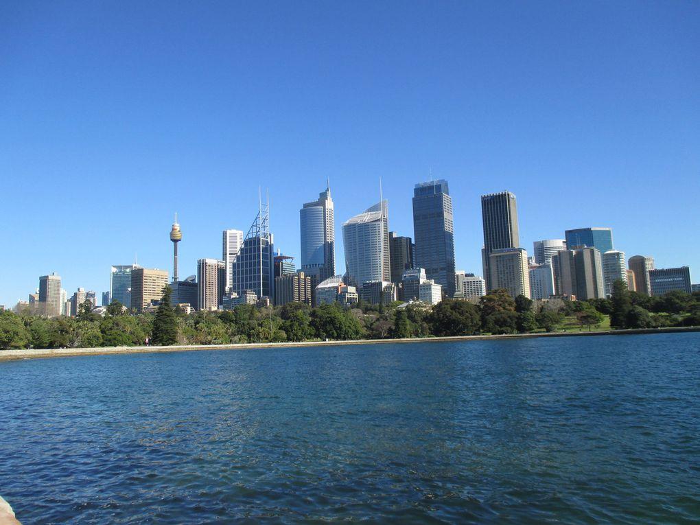 J62 : Départ pour Sydney