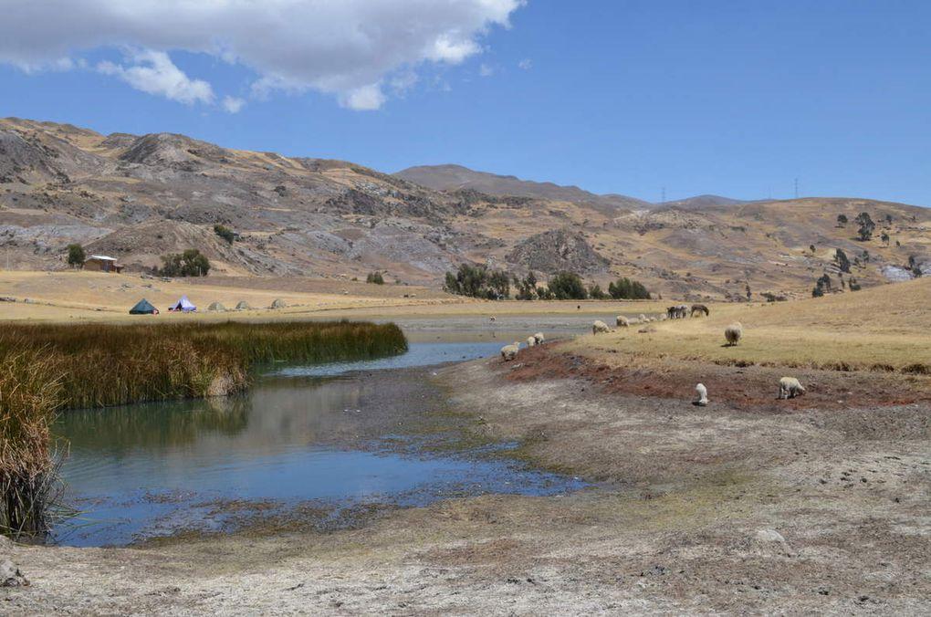 Huaraz - Lac de Wilcacocha