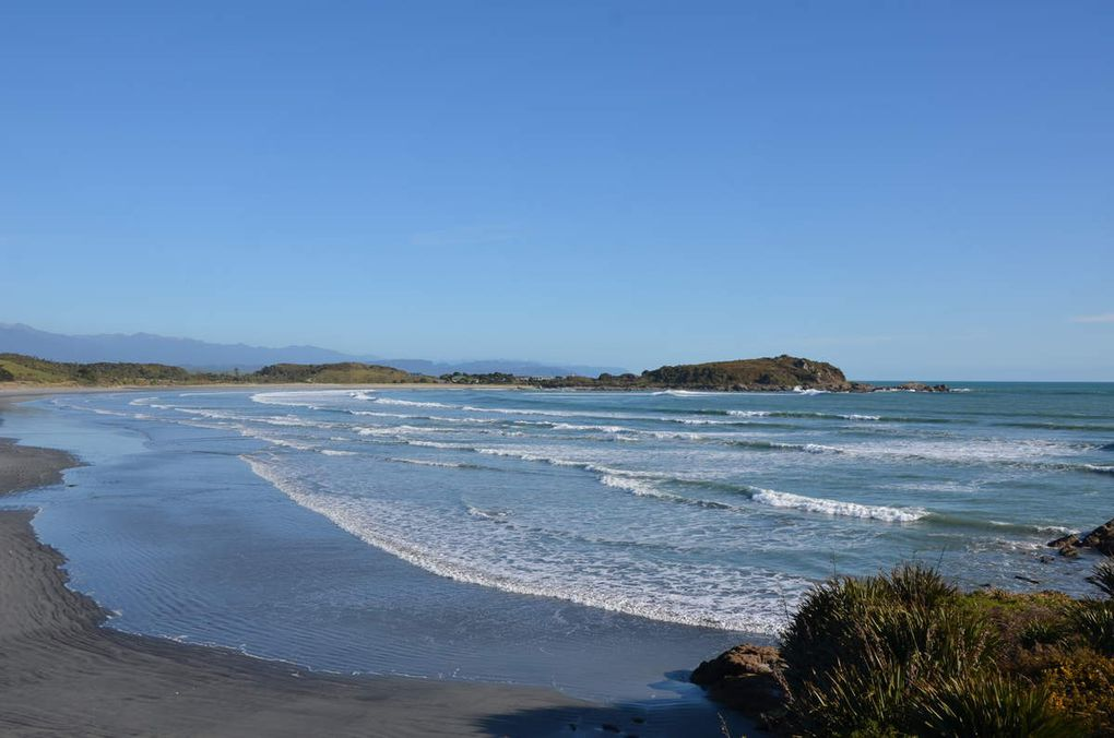 North of the South Island