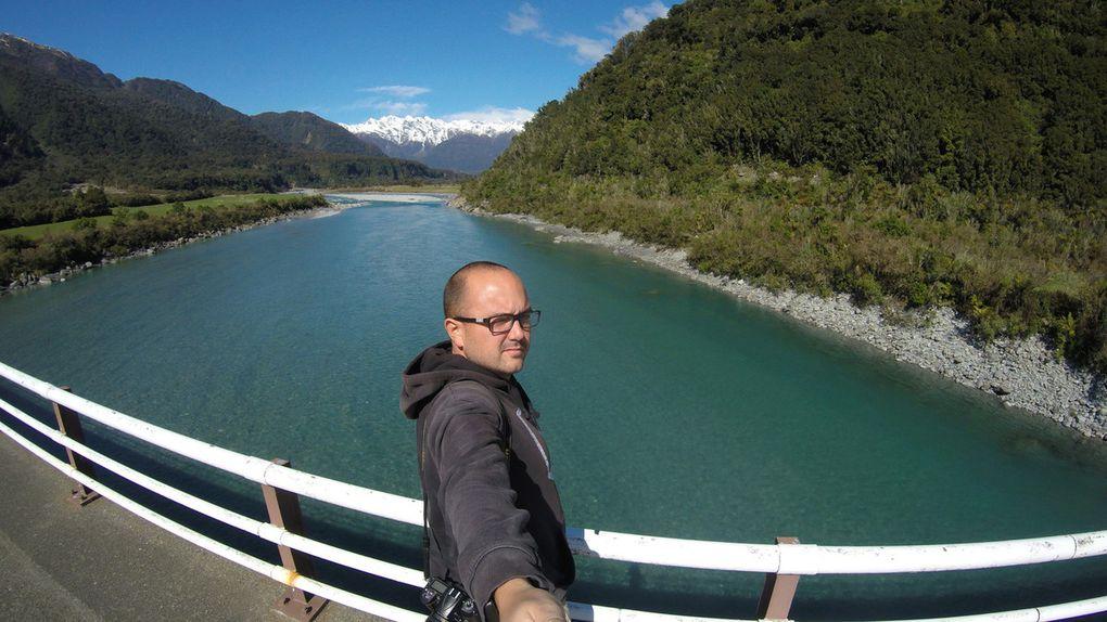 Sud Ouest de l'île du Sud - NZ
