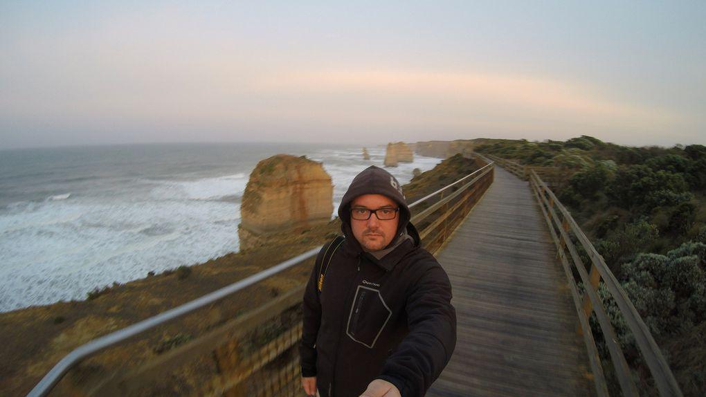 Melbourne et la Great Ocean Road !!!