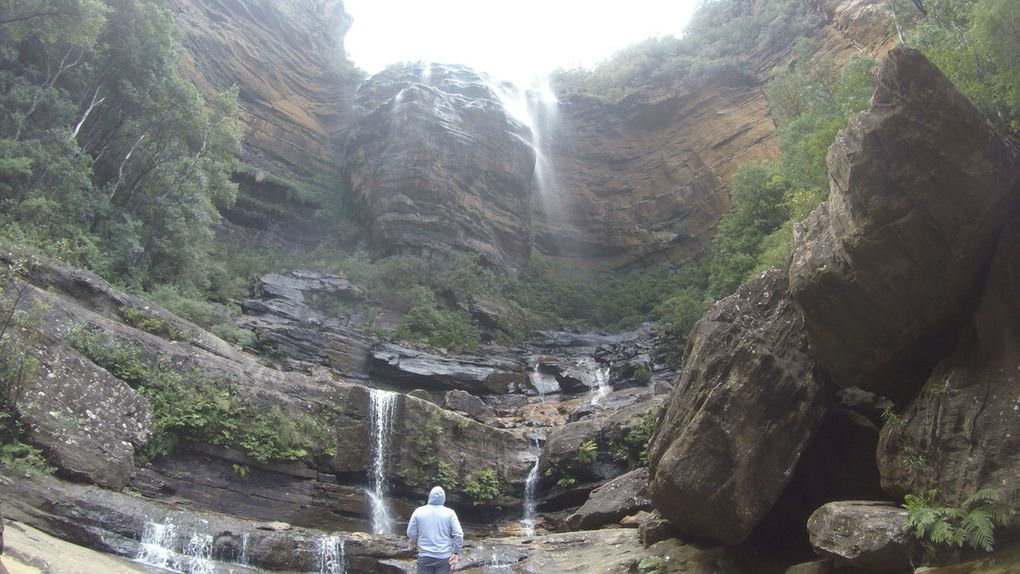 The Blue Mountains and Sydney