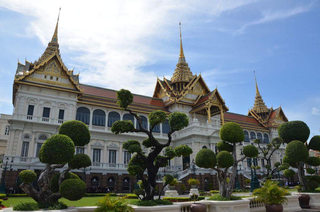 Thaïland ou plutôt Bangkok .... Bilan