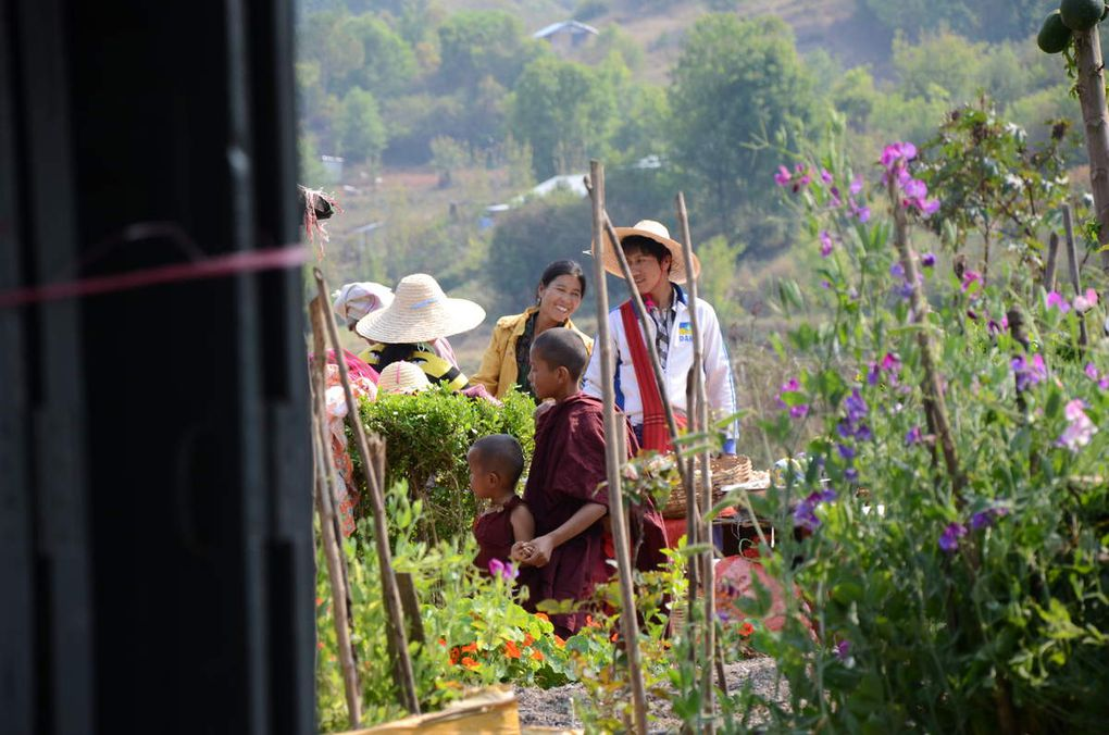 Kalaw to Inle Lake, just a great week !!!!