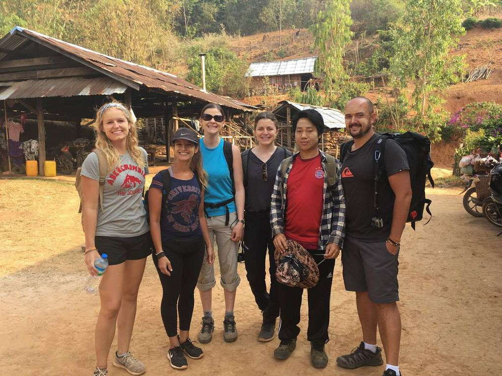 Hsipaw trek and Mandalay, last stop of Myanmar !!!