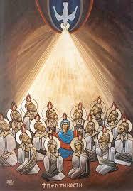 La Pentecôte - Dimanche 15 mai 2016