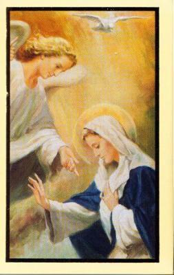Mois de Mai, mois de la Vierge Marie