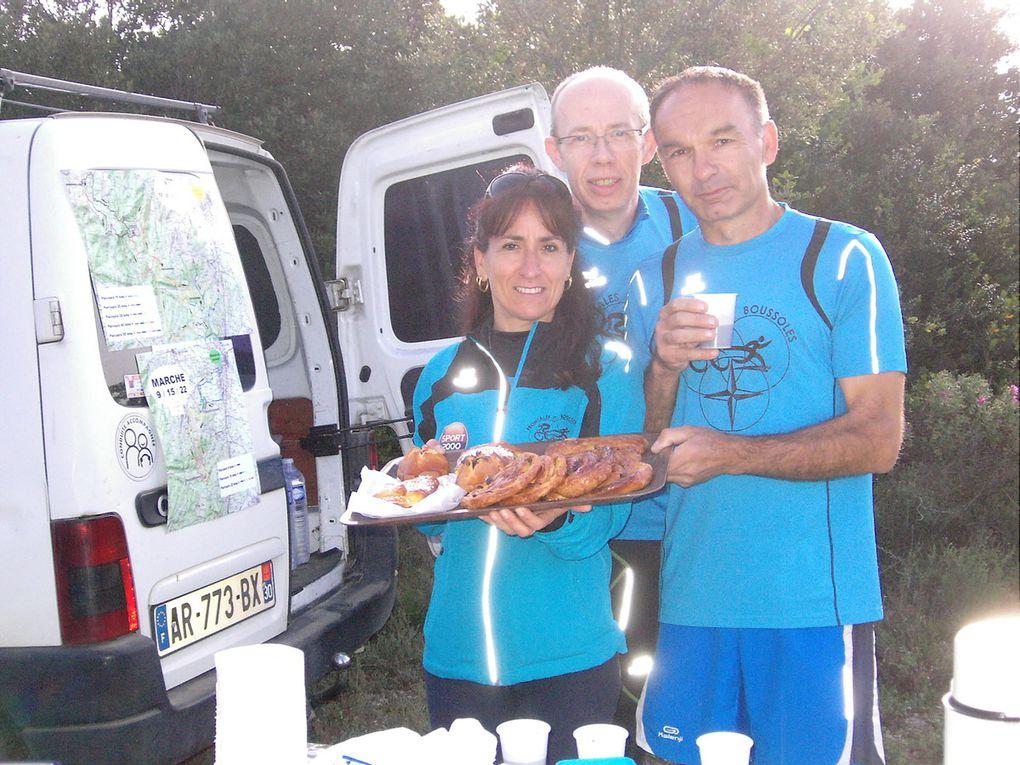 Célettes 22 kms Marche / 25 kms VTT