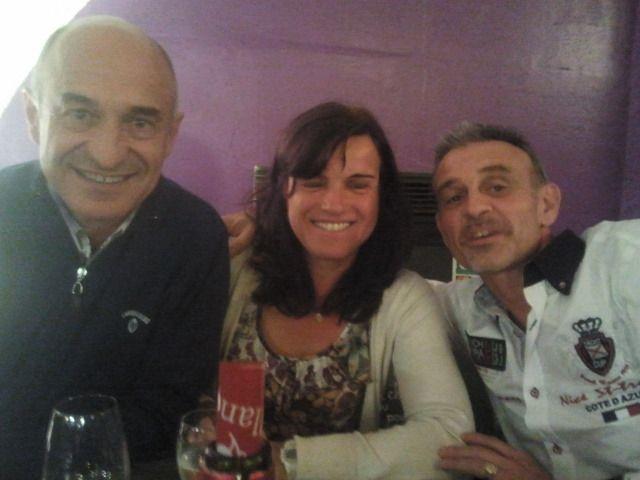 La Drômoise 20/09/2015  - Photos la veille à Die et au retrait des dossards + dégustation de la Clairette locale qui nous a donné des ailes le lendemain !