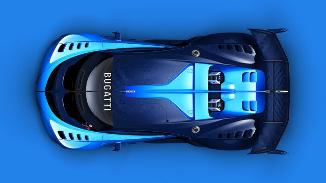Bugatti VGT