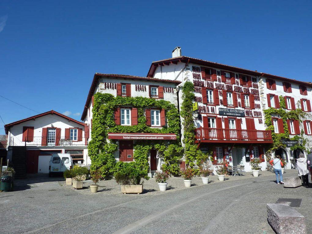 8 - 1er Parcours 2016 - 13 jours - Pays Basque, Béarn ...