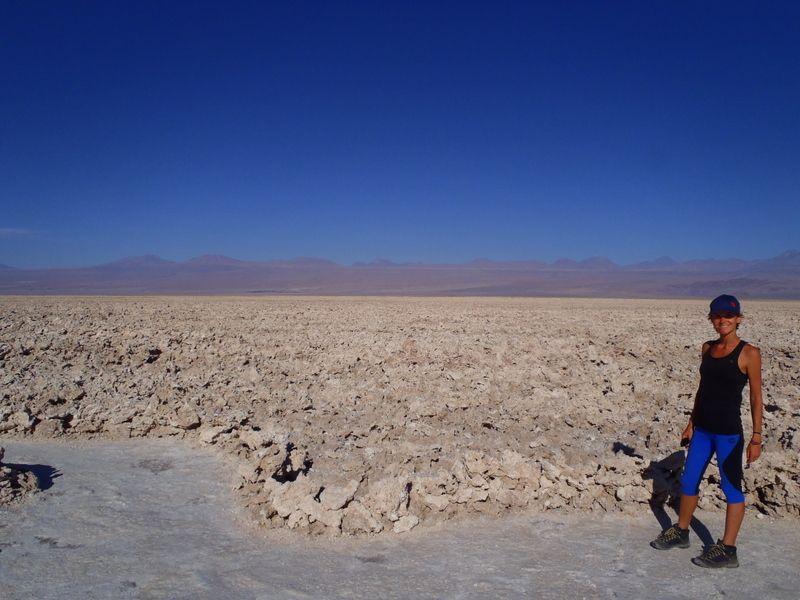 Nos premiers jours dans la région de San Pedro de Atacama