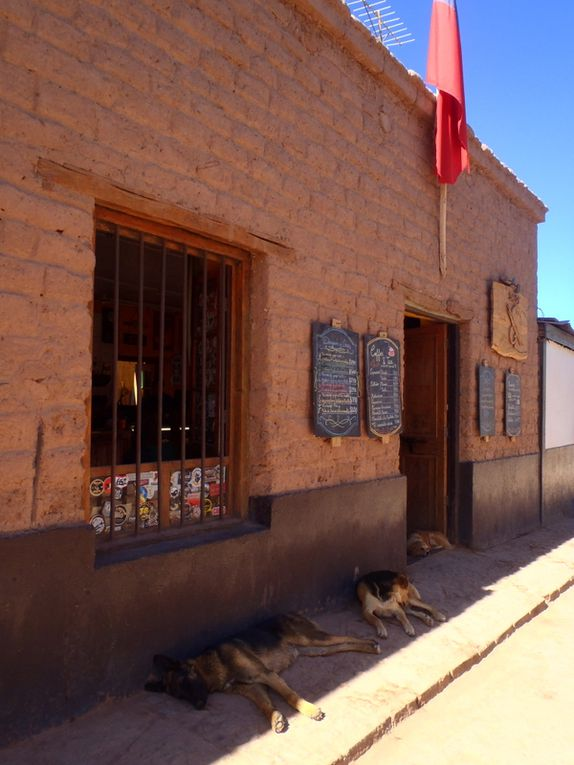 San Pedro de Atacama, un lundi matin au Registro Civil
