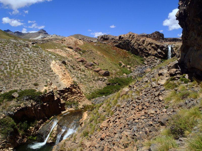« Valle de Los Condores » : grimpe et feliz navidad