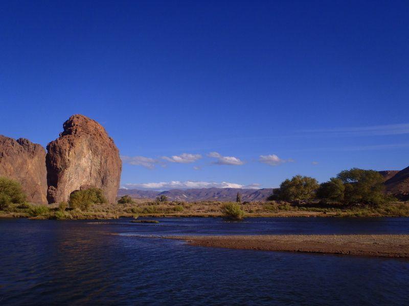 Piedra Parada, la Mecque de la grimpe argentine