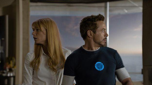 Iron-Man : Quelques scènes