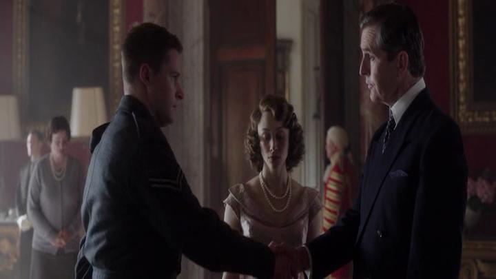 """La 2eme guerre mondiale """"vécue"""" par la famille royale"""