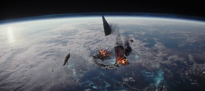 Stars War : Rogue One