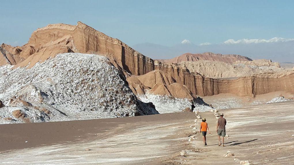10 jours au Chili juste sublimes