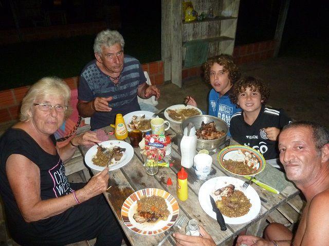Brésil/Argentine/Paraguay/Brésil : les grands parents YES !!!