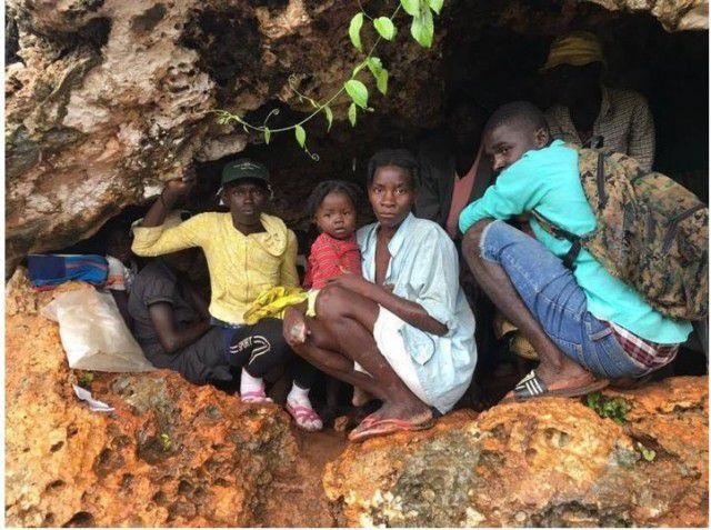Grand'Anse : 6 mois après Matthew, des gens vivent dans des grottes et mangent des plantes toxiques