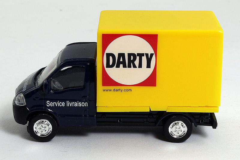 Renault Master Darty 2010 - Norev- 3 pouces