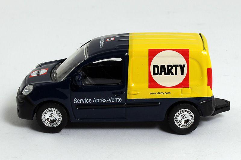 Renault Kangoo Darty 2010 - Norev - 3 pouces
