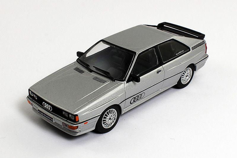 Minichamps pour Audi Collection. 1/43ème