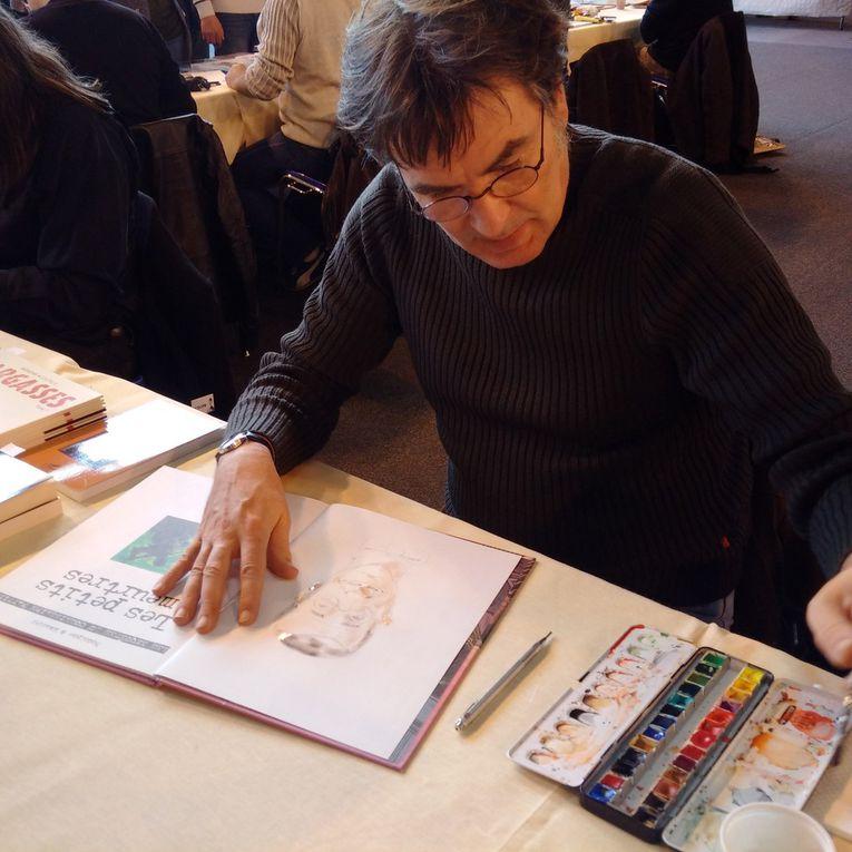 Pascal Croci, Philippe Guillaume, Christian Maucler, Gwendal Lemercier.