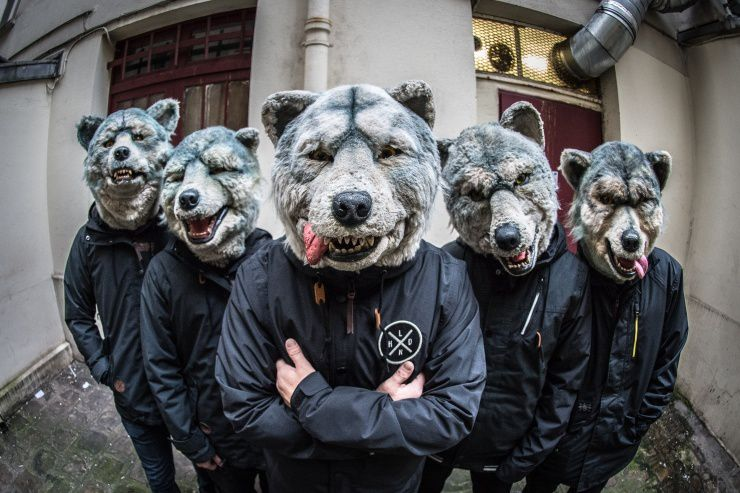 LE GROUPE MAN WITH A MISSION EN CONCERT A PARIS AU MOIS DE JUIN