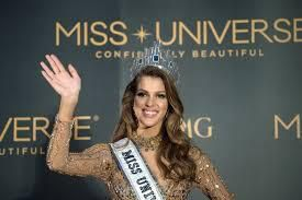 IRIS MITTENAERE - MISS UNIVERS 2017 ET MISS FRANCE 2016 -