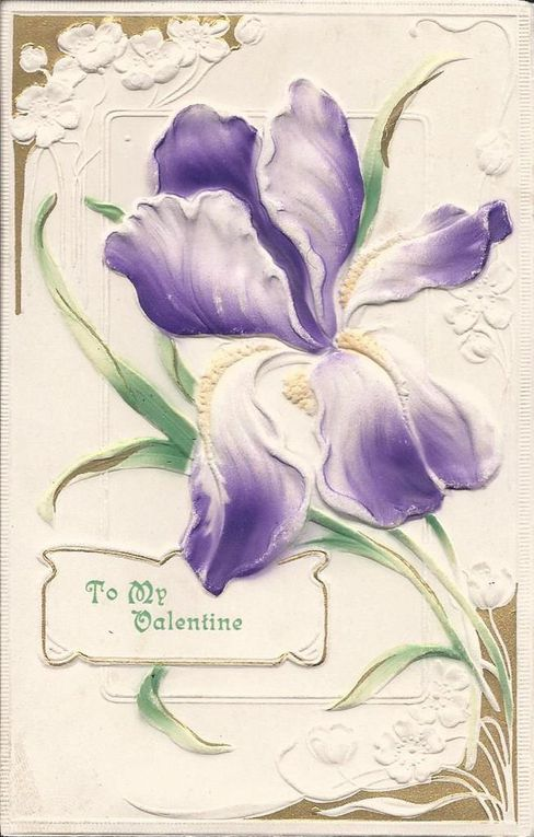 494 - TO MY VALENTINE - 1908