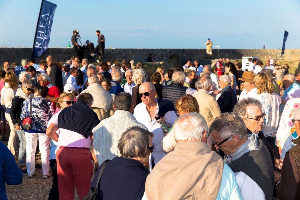 The Rhea Marine shipyard celebrates its 20 years
