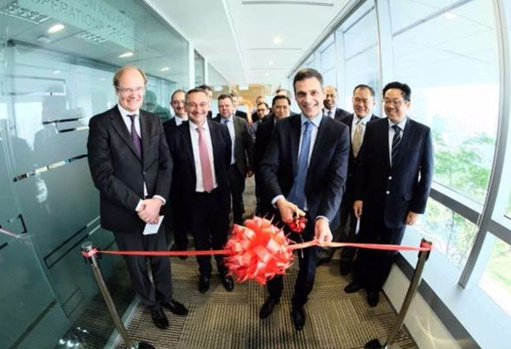CMA CGM sets up in Singapore its 3rd Navigation and Port Operations Center (NPOC)