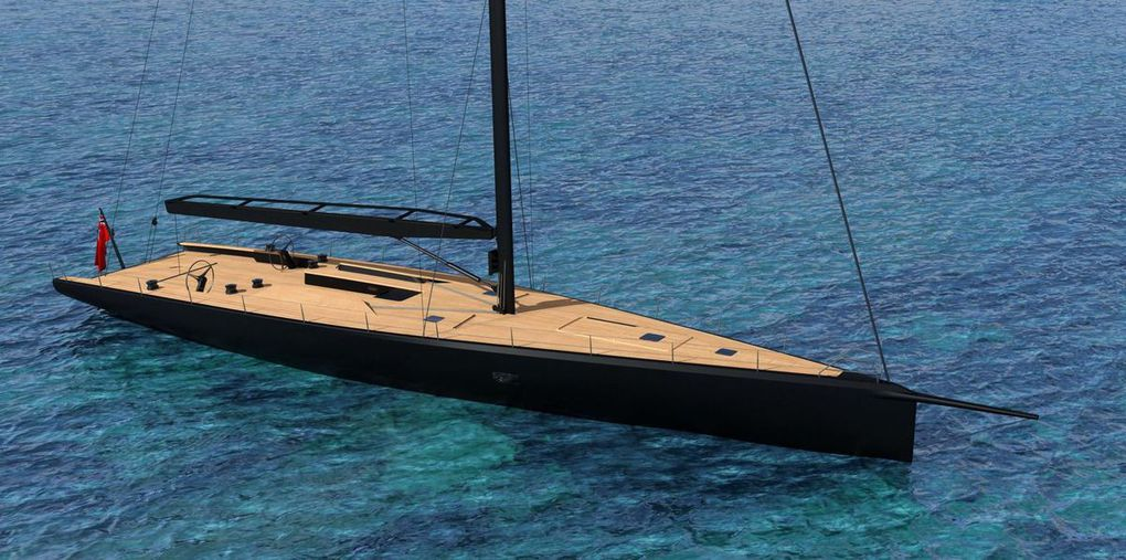 First sale for the new WALLY 93 cruiser-racer sailyacht