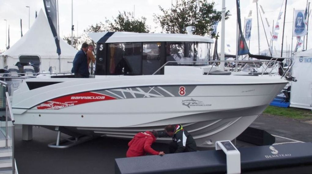 The Barracuda 8 of Bénéteau, a New Reference in Sport Fishing