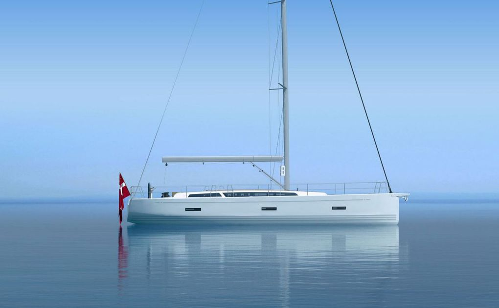 SCOOP - Danish shipyard X-Yachts announces the new  X4⁹