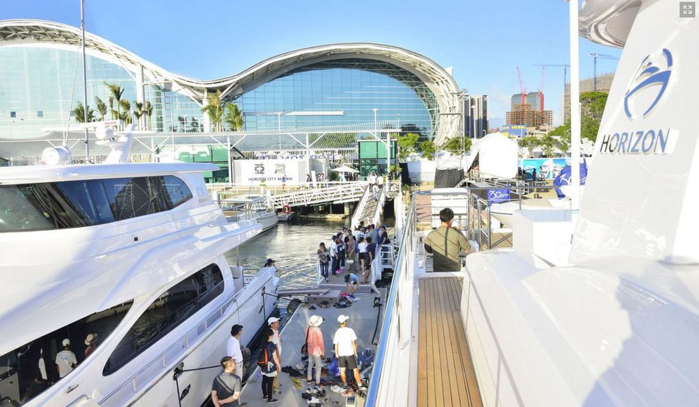 The taiwanese Horizon Yachts Group celebrates its 30th Anniversary