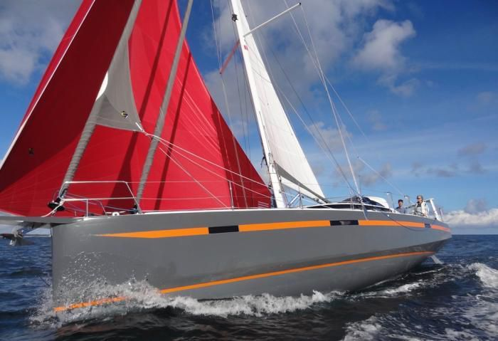 European Yacht of the Year 2018 - nominated Performance Cruiser : Club Swan 50, JPK 45 and Grand Soleil 34