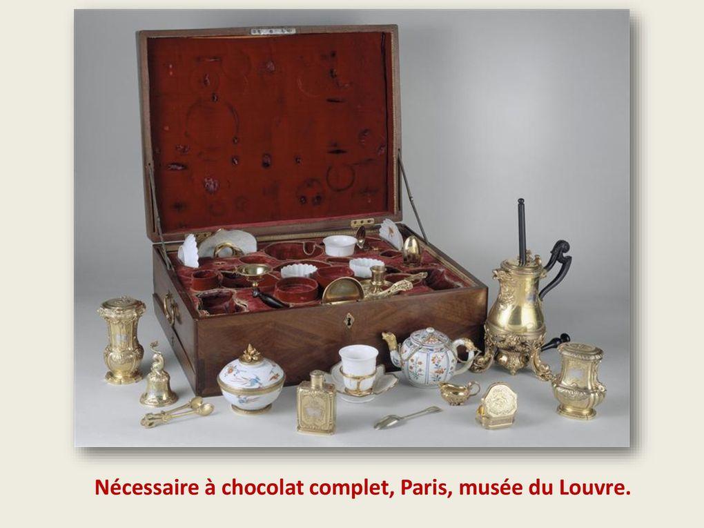Voltaire, Rousseau, Mozart, café, chocolat ou vin : 1ère partie, texte et photos