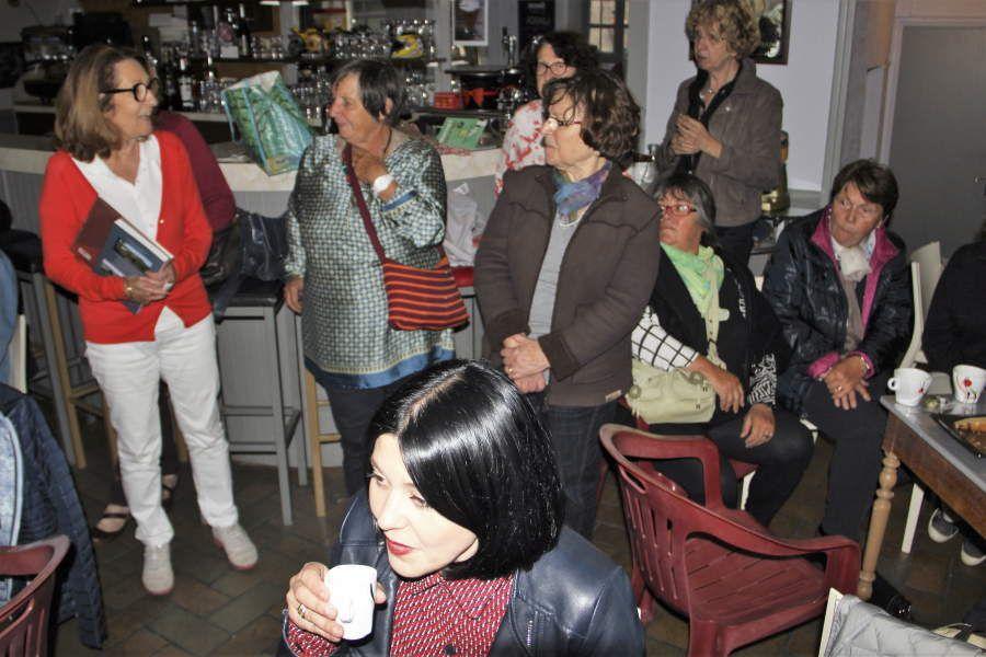 Sortie du 8 Octobre (après-midi): visite de Riom et du musée Mandet