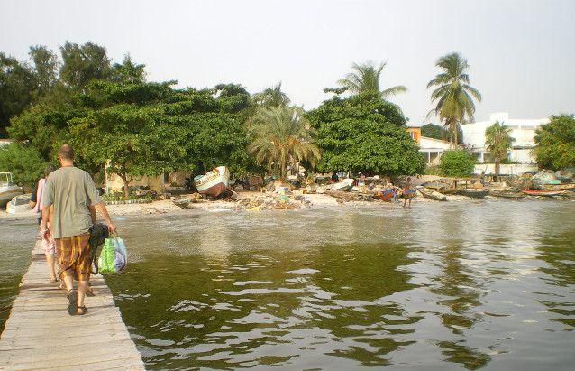 convoyage avec les copains, du Cap Vert à Dakar