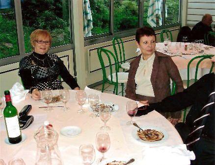 Paris Novembre 2007 : Repas des Hussein-Déens de l'Ile de France.