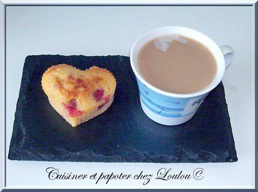 Muffins myrtilles euuuhh non framboises &amp&#x3B; pamplemousse