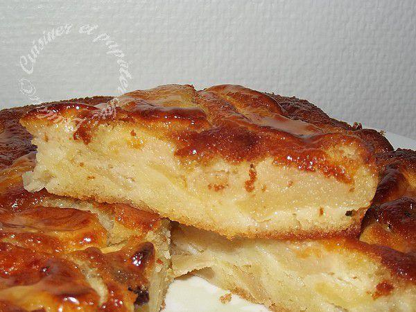 Gâteau Minaca (Tupperware)
