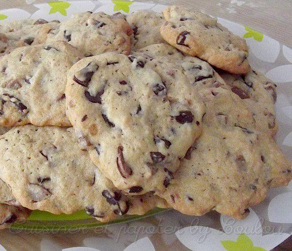 cookies aux chocolats de pâques