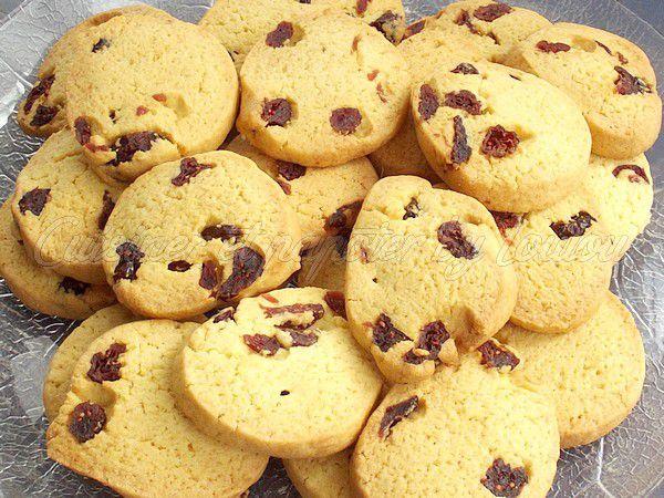 Zaletti ou Zaeti : biscuits vénitiens au maïs
