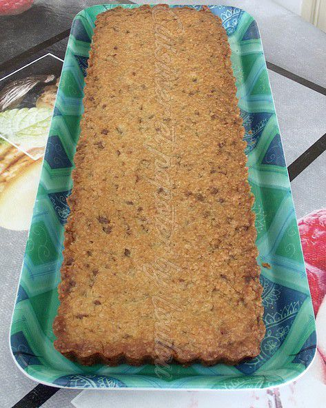 Cookies géant au snickers ah ben non aux pépites de daim !!