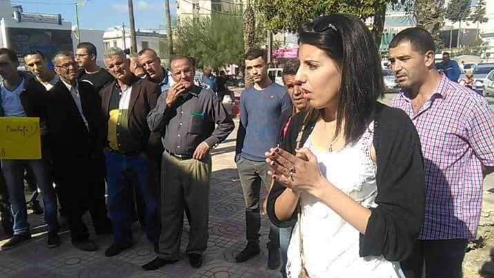 Vidéo : Rassemblement réussi du Collectif pour la libération de Slimane Bouhafs. K-Direct