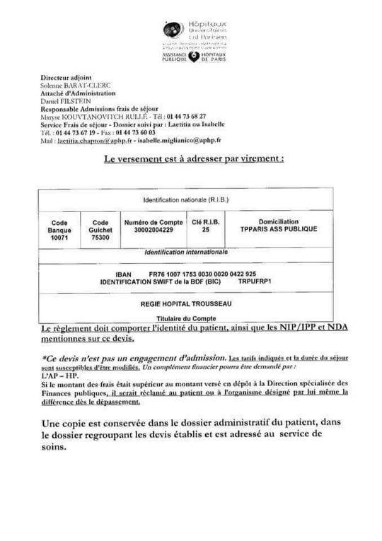 Cheurfa - La Solidarité s'organise autour du petit Aïssa Arbane. K-Direct